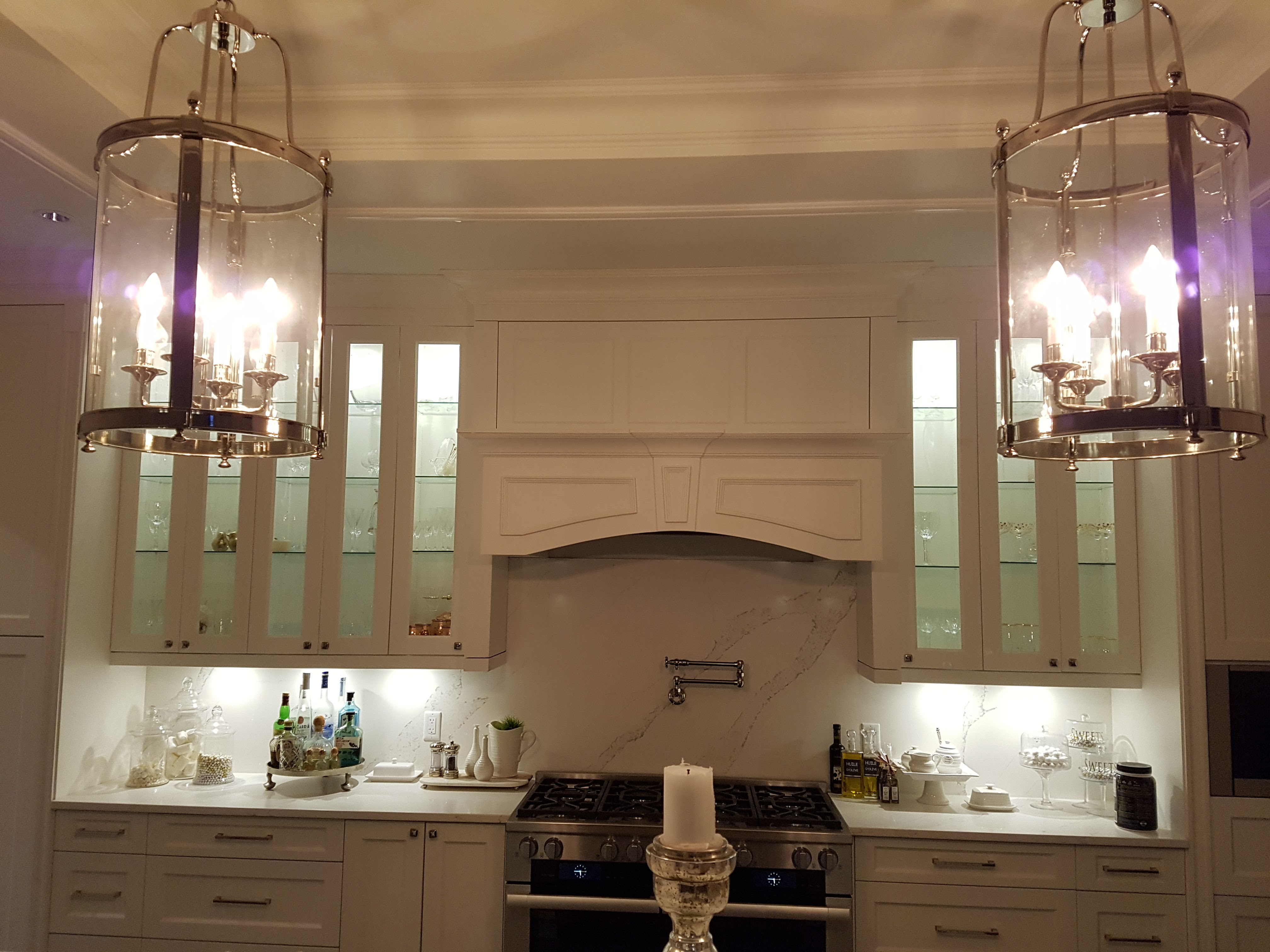 Custom Cabinets For Lalli Homes South Surrey